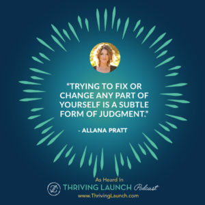 True Intimacy Allana Pratt Thriving Launch Podcast