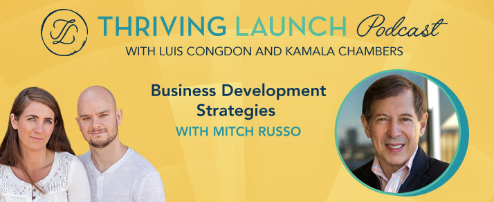 Business Development Strategies - Mitch Russo