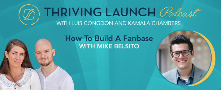 How To Build A Fanbase – Mike Belsito