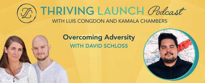 Overcoming Adversity – David Schloss