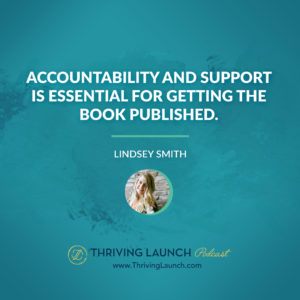 Lindsey Smith How To Become A Bestselling Author Thriving Launch Podcast