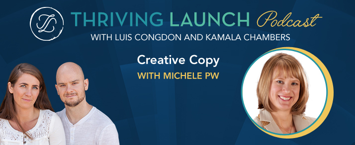 Creative Copy – Michele PW