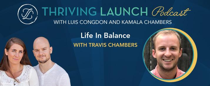 Life In Balance – Travis Chambers