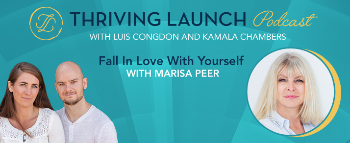 Fall In Love With Yourself – Marisa Peer