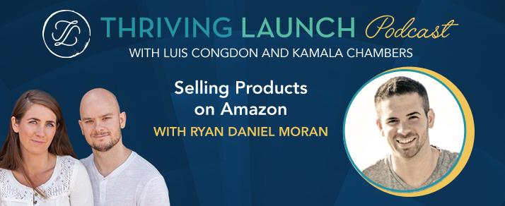 Selling Products on Amazon – Ryan Daniel Moran