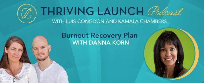 Burnout Recovery Plan – Danna Korn