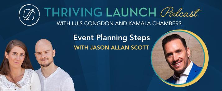 Event Planning Steps – Jason Allan Scott